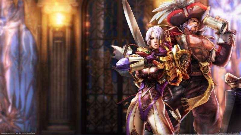 Soulcalibur 5 wallpaper or background 03