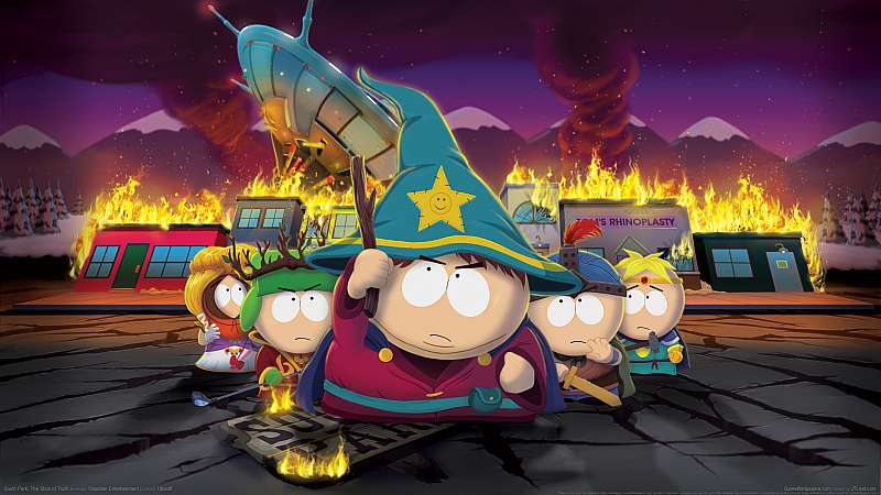 South Park: The Stick of Truth wallpaper or background