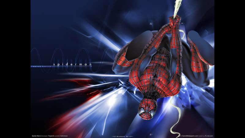 Spider-Man 2 wallpaper or background 03