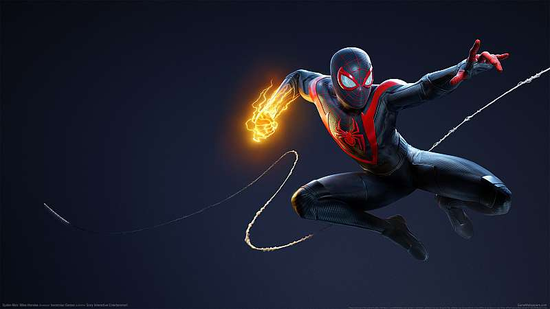 Spider-Man: Miles Morales wallpaper or background