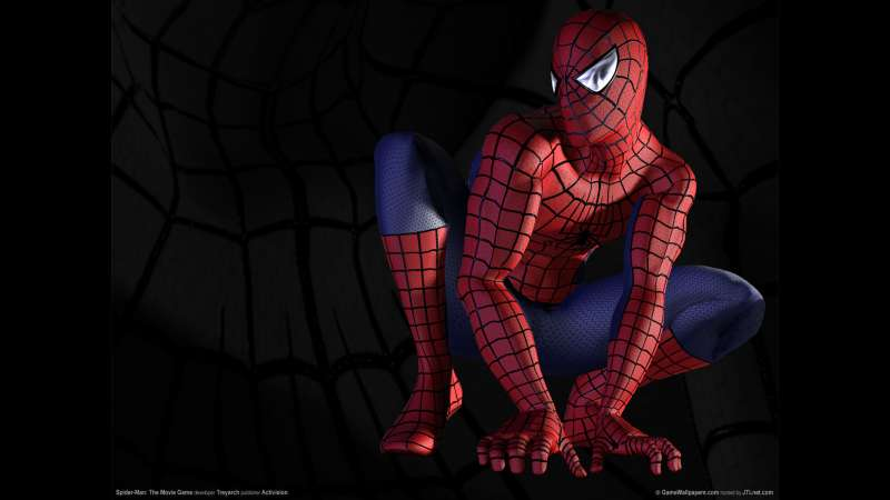 Spider-Man: The Movie Game wallpaper or background