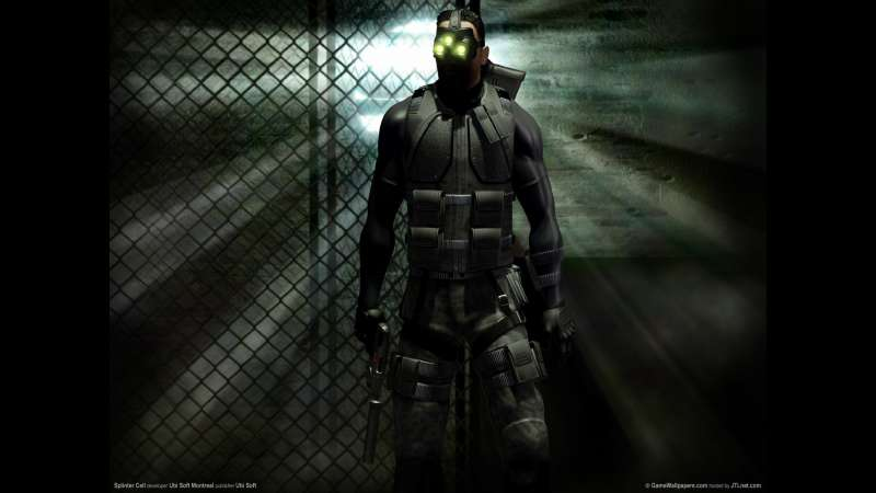 Splinter Cell wallpaper or background 02