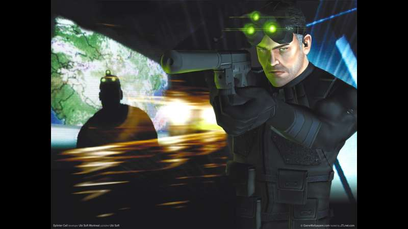 Splinter Cell wallpaper or background 03