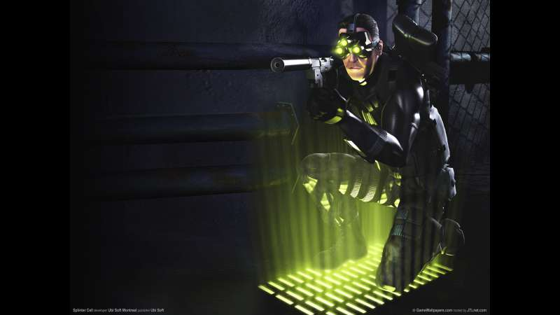 Splinter Cell wallpaper or background 04