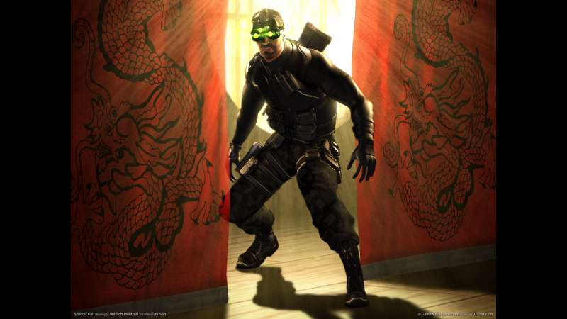Splinter Cell wallpaper or background 05