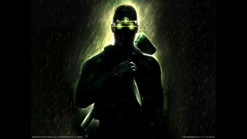 Splinter Cell: Chaos Theory wallpaper or background 03