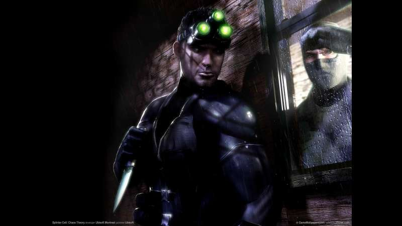 Splinter Cell: Chaos Theory wallpaper or background 04
