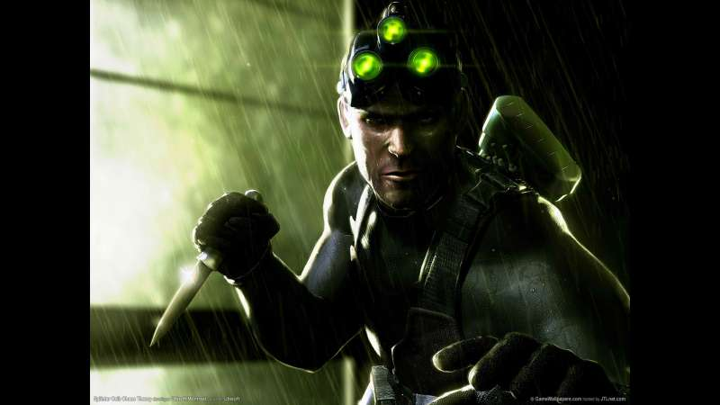 Splinter Cell: Chaos Theory wallpaper or background 05