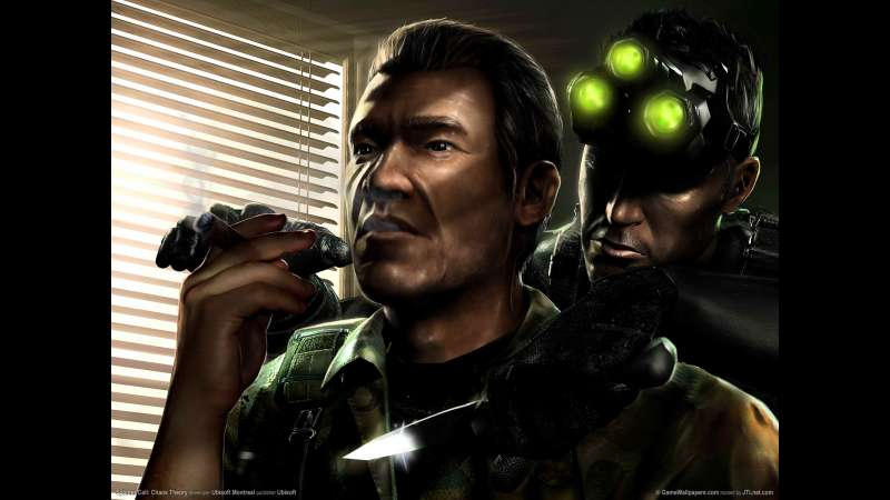 Splinter Cell: Chaos Theory wallpaper or background 06