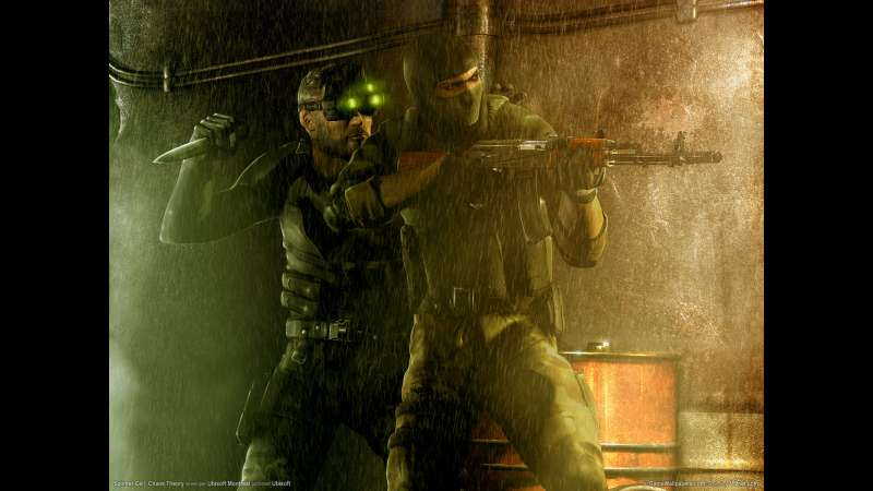 Splinter Cell: Chaos Theory wallpaper or background 07