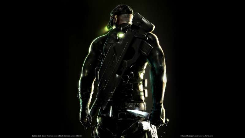 Splinter Cell: Chaos Theory wallpaper or background 08