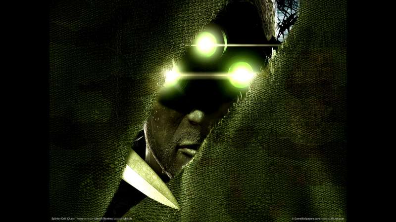 Splinter Cell: Chaos Theory wallpaper or background 09