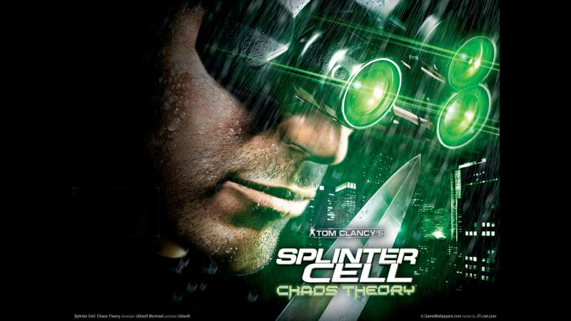 Splinter Cell: Chaos Theory wallpaper or background 10