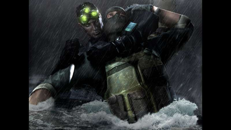 Splinter Cell: Chaos Theory wallpaper or background 11