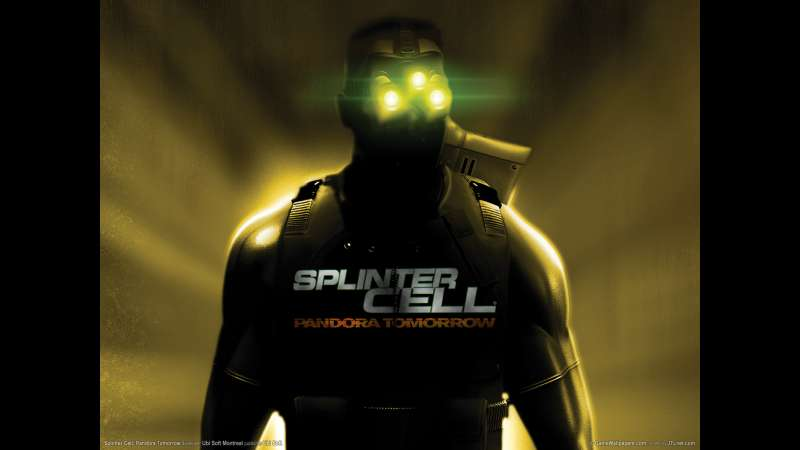 splinter cell pandora tomorrow wallpaper - photo #2