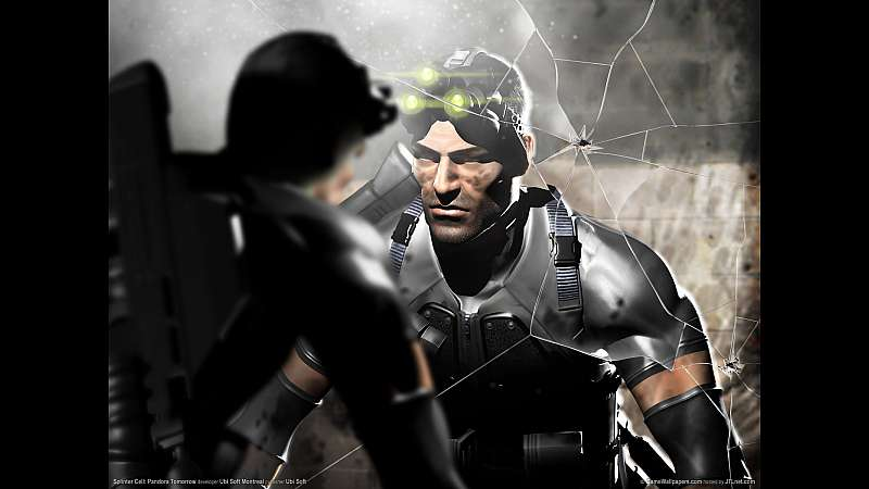 Splinter Cell: Pandora Tomorrow wallpaper or background
