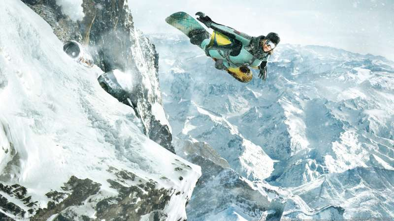 SSX wallpaper or background 01