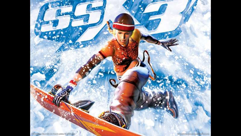 SSX 3 wallpaper or background 02