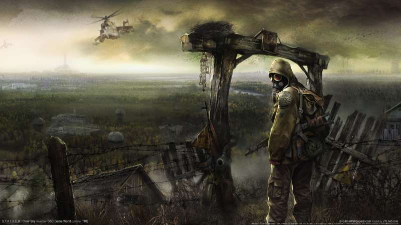S.T.A.L.K.E.R.: Clear Sky wallpaper or background 05