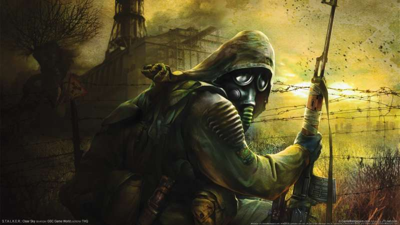 S.T.A.L.K.E.R.: Clear Sky wallpaper or background 07