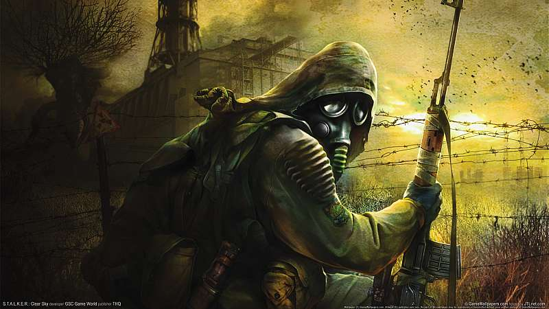S.T.A.L.K.E.R.: Clear Sky wallpaper or background