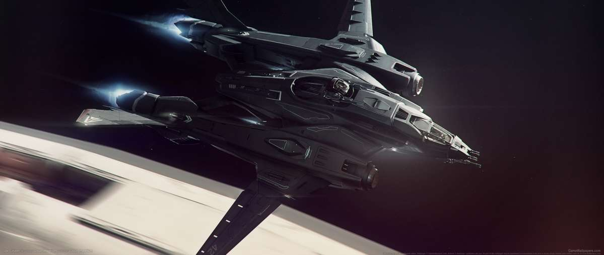 Star Citizen ultrawide wallpaper or background 27