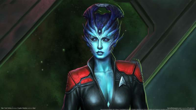 Star Trek Online wallpaper or background 01