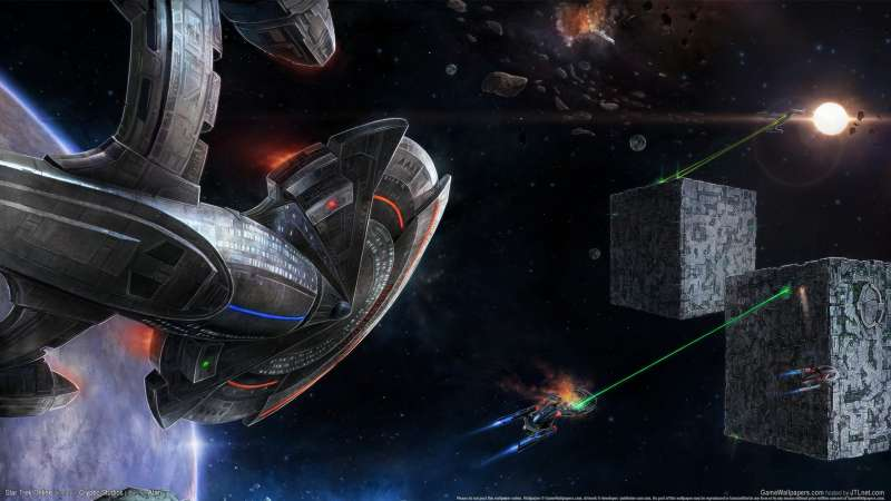 Star Trek Online wallpaper or background 03