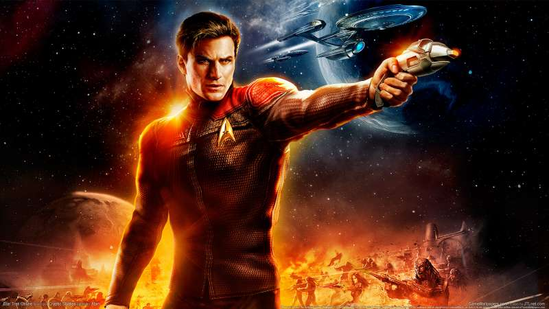 Star Trek Online wallpaper or background 04