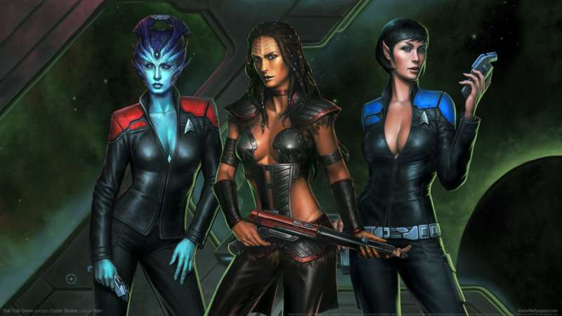 Star Trek Online wallpaper or background 06
