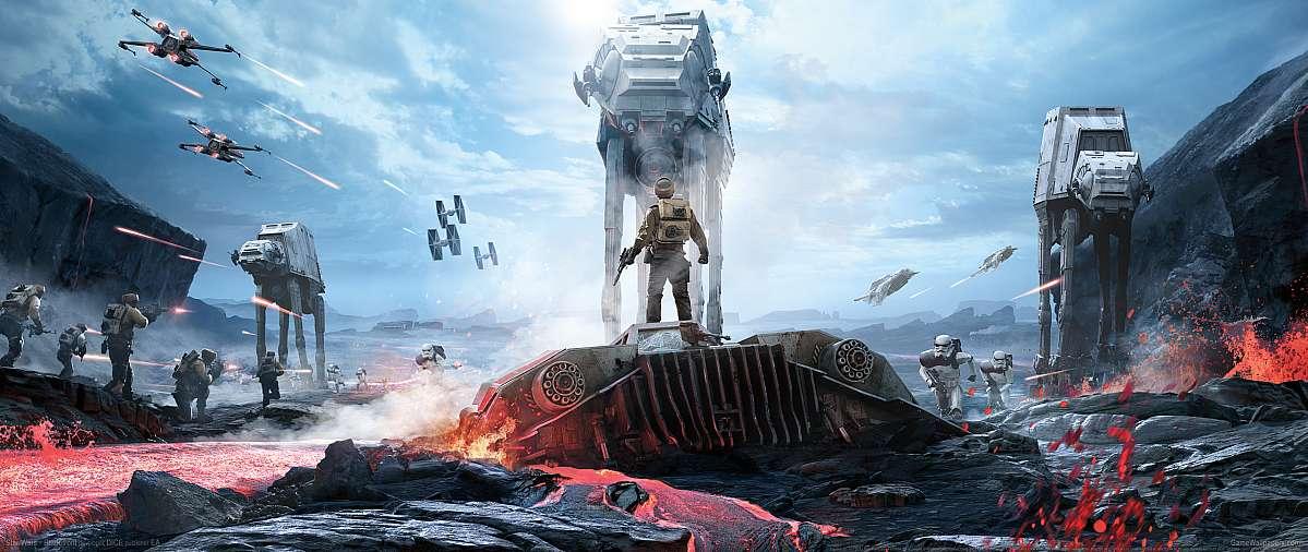 Star Wars Battlefront Ultrawide 21 9 Wallpapers Or Desktop Backgrounds