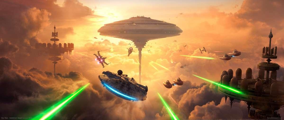 Star Wars Ultrawide Wallpaper: Battlefront: Bespin UltraWide 21:9 Wallpapers