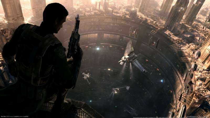 Star Wars 1313 wallpaper or background 01