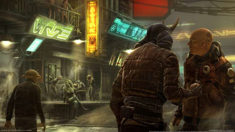 Star Wars 1313 wallpaper or background 02