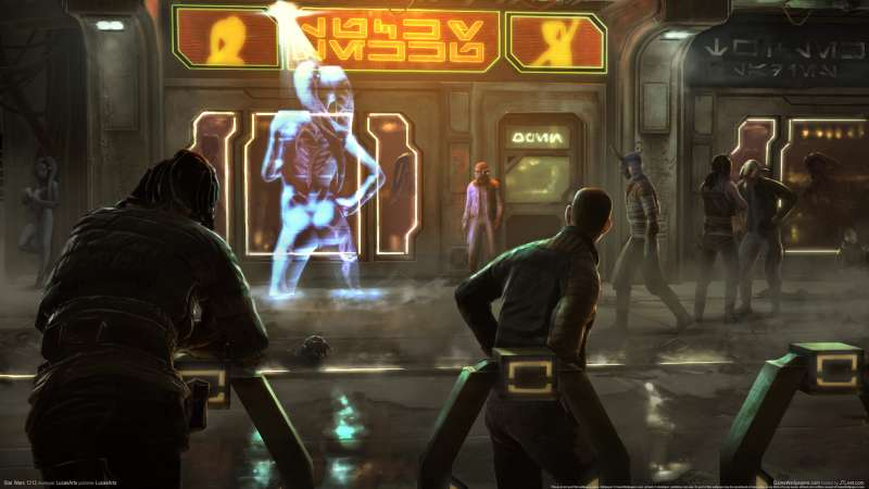 Star Wars 1313 wallpaper or background 04