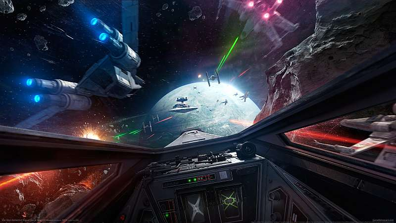 Star Wars Battlefront Rogue One: X-Wing VR Mission wallpaper or background