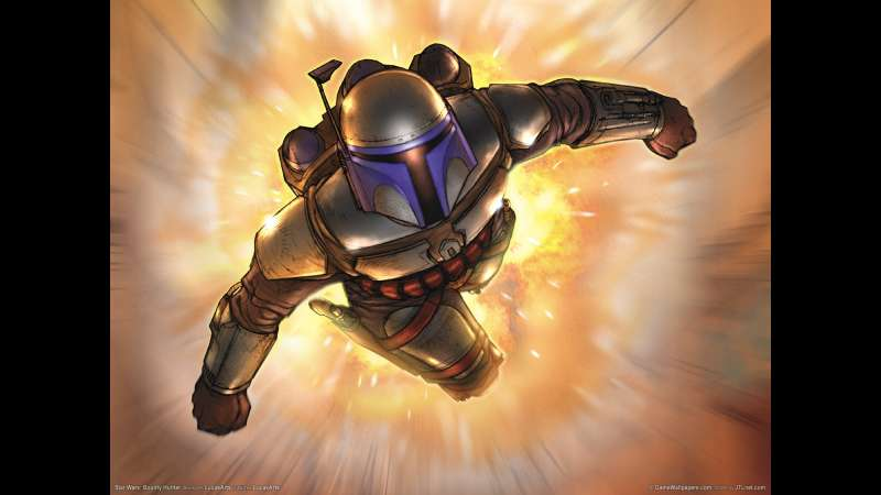 Star Wars: Bounty Hunter wallpaper or background 01