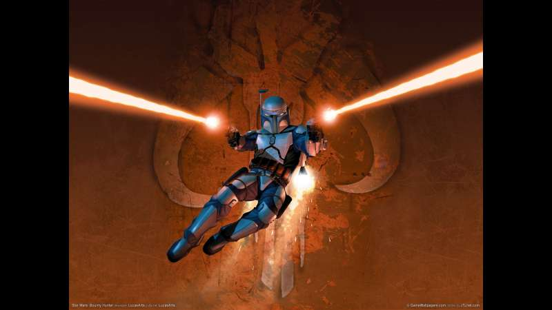 Star Wars: Bounty Hunter wallpaper or background 02