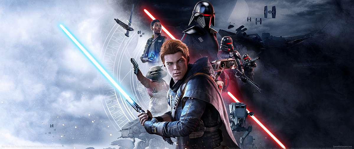 Star Wars Jedi Fallen Order Ultrawide 21 9 Wallpapers Or Desktop Backgrounds