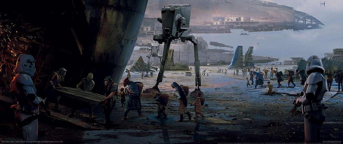 Star Wars Jedi Fallen Order Ultrawide 21 9 Wallpapers Or Desktop Backgrounds