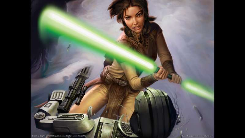 Star Wars: Knights Of The Old Republic Wallpapers Or