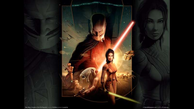 Star Wars: Knights of the Old Republic wallpaper or background 02