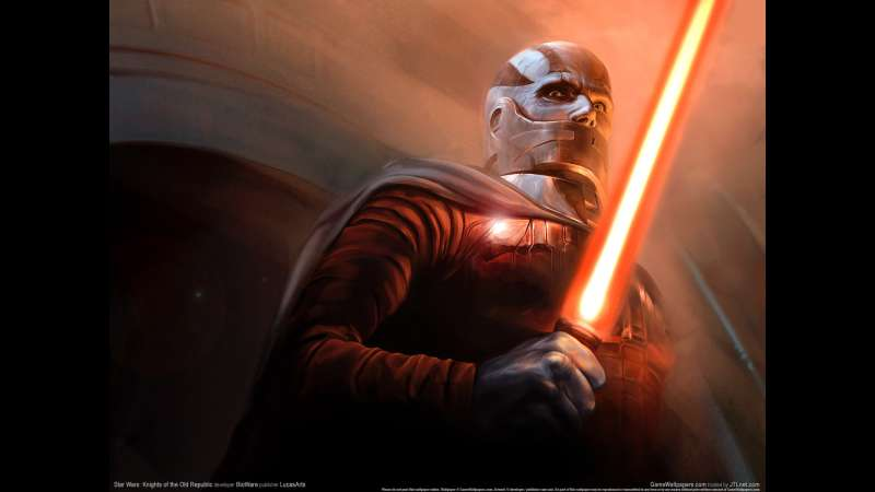 Star Wars: Knights of the Old Republic wallpaper or background 04