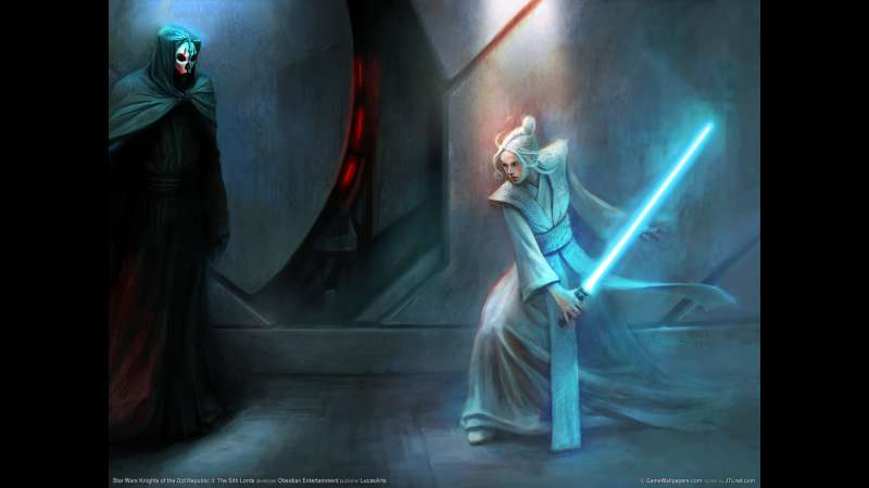 Star Wars: Knights of the Old Republic 2 wallpaper or background 01