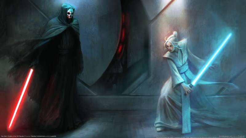 Star Wars: Knights of the Old Republic 2 wallpaper or background 04