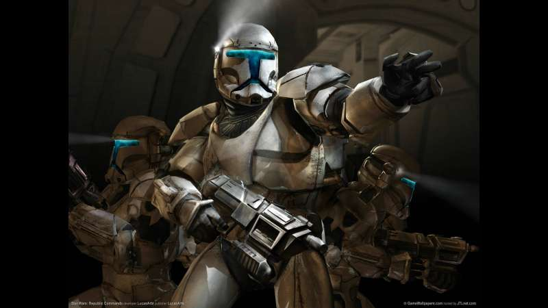 Star Wars: Republic Commando wallpaper or background 01