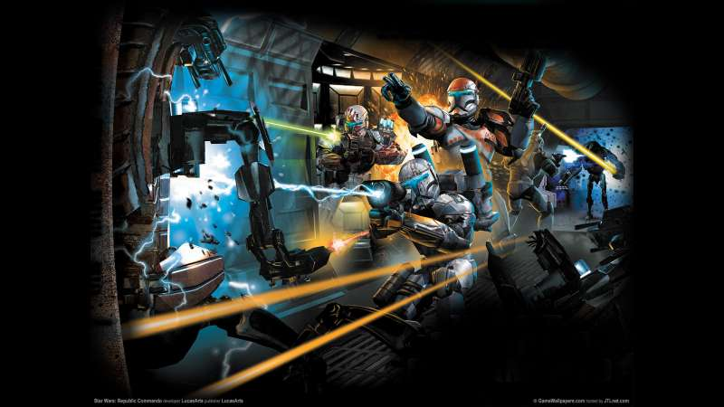 Star Wars: Republic Commando wallpaper or background 03