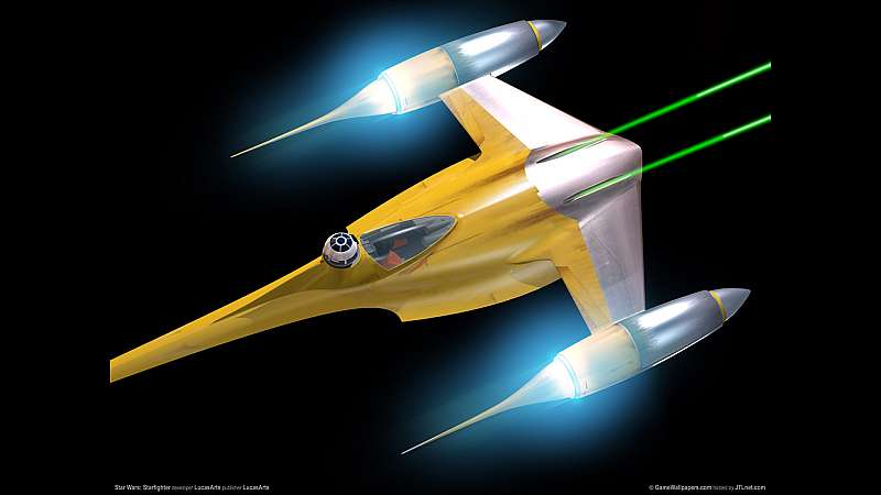 Star Wars: Starfighter wallpaper or background