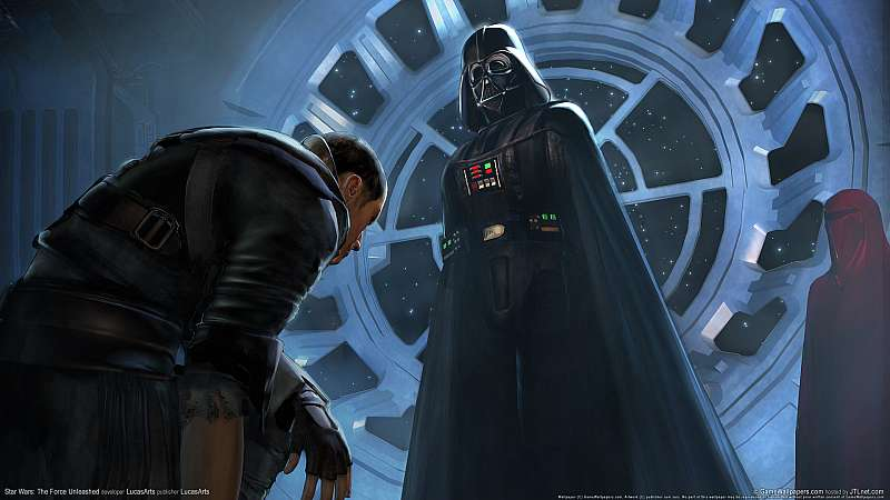 Star Wars: The Force Unleashed wallpaper or background