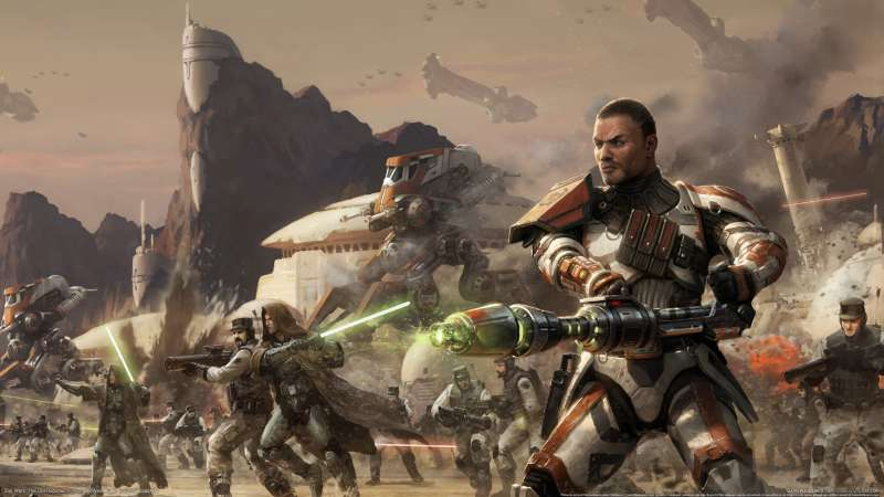 Star Wars: The Old Republic wallpaper or background 07
